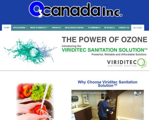 Viriditec Sister Website